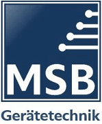 MSB Gerätetechnik | Blechbearbeitung, Konstruktion und Gerätebau Retina Logo
